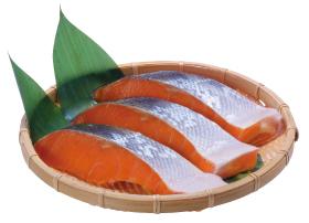 沖獲り天然時鮭 沖獲り天然時鮭 : エスロード株式会社 トップページへ戻る 日本語 | Engl